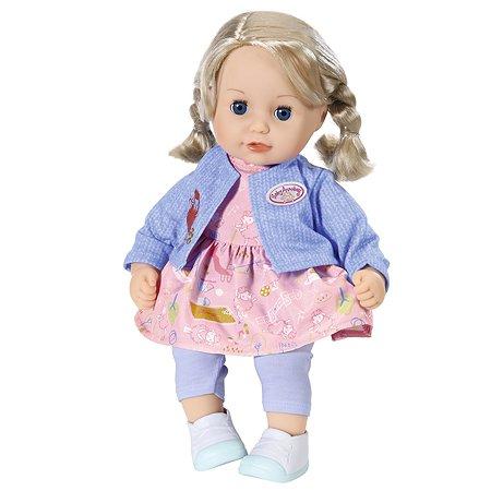 Кукла Zapf Creation Baby Annabell Маленькая София 702970