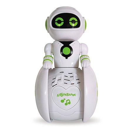 Игрушка Азбукварик Покатушки Робот музыкальная 2353