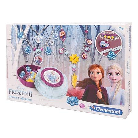 Набор Clementoni Frozen 2 Создание бижутерии со шкатулкой 18520RU
