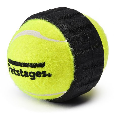 Игрушка для собак Petstages Теннисный мячик с шиной 067712