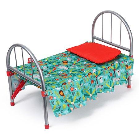 Кроватка для куклы Demi Star 9342 Africa