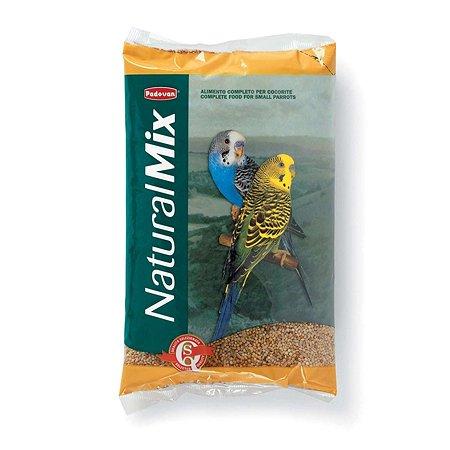 Корм для волнистых попугаев PADOVAN Naturalmix основной 1кг