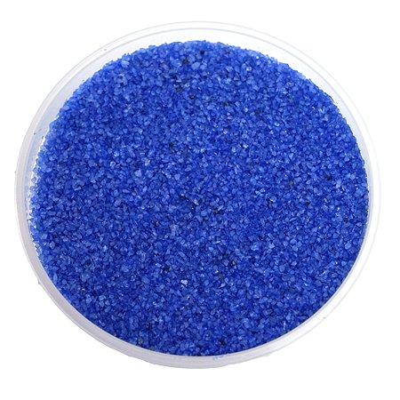 Грунт для аквариума Evis песок 400г Синий