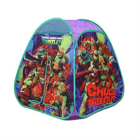Палатка Ninja Turtles(Черепашки Ниндзя) Черепашки-ниндзя (в сумке)