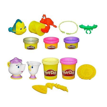Игровой набор Play-Doh Принцессы Disney в ассортименте