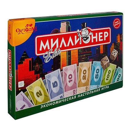 Настольная игра ASTREL Миллионер-Элит