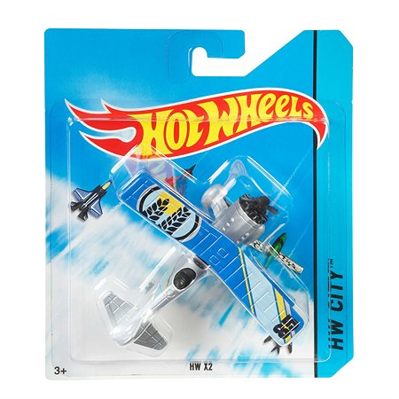 Самолёт Hot Wheels Hw X2