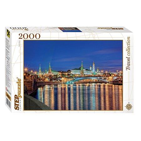 Пазл Step Puzzle Москва Набережная 2000 элементов 84024