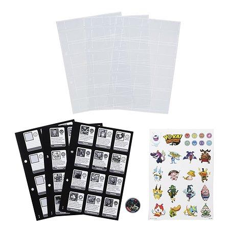 Страницы для Альбома YOKAI WATCH ЙО-КАЙ коллекционера