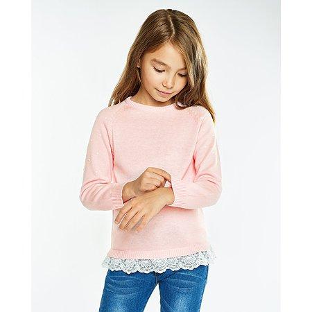 Джемпер Futurino Fashion светло-розовый