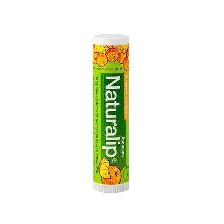 Бальзам для губ NATURALIP апельсин