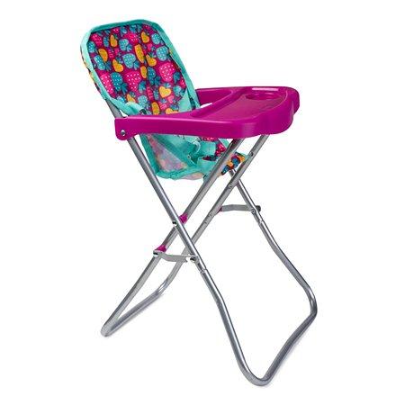 Кукольный стульчик Demi Star для кормления