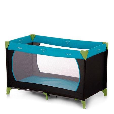Манеж-кровать Hauck Dream'n Play Water Blue