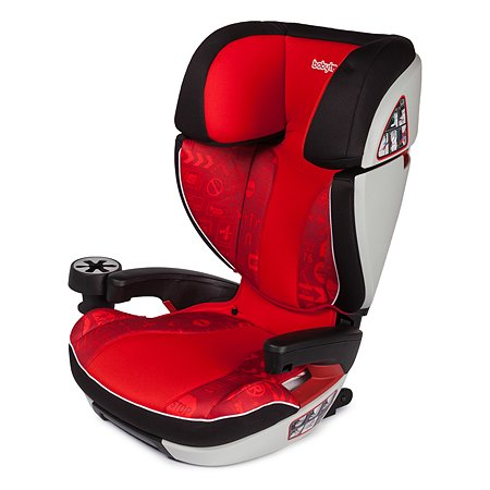 Автокресло Babyton Comfort Fix Red