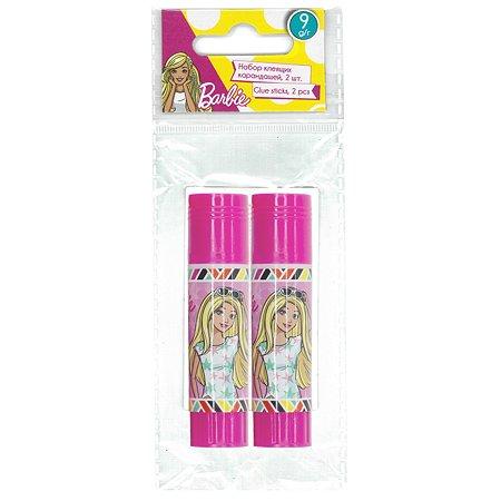 Клей-карандаш Kinderline Barbie 9г BRFB-US1-9G-H2