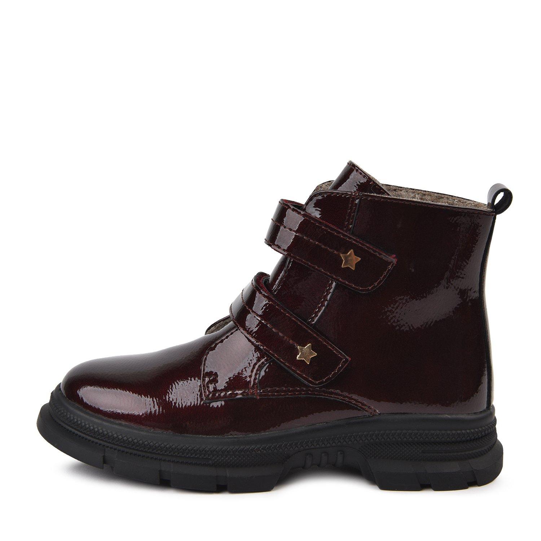 Ботинки Futurino бордовые