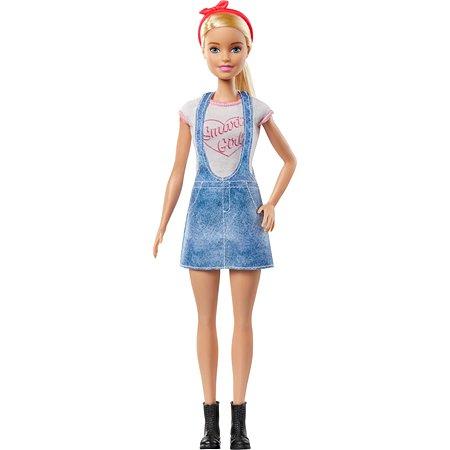 Кукла Barbie Загадочные профессии Блондинка GLH62