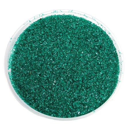 Грунт для аквариума Evis песок 400г Темно-зеленый