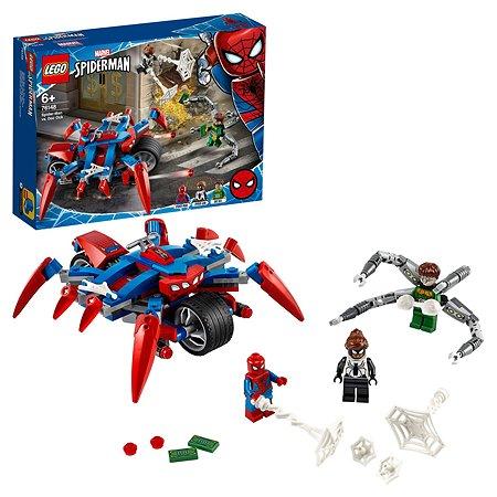 Конструктор LEGO Super Heroes Человек-паук против Доктора Осьминога 76148