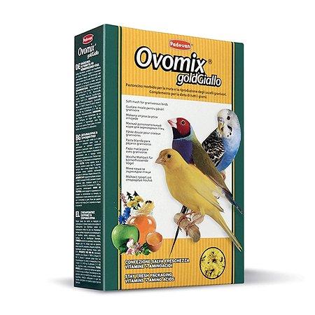 Корм для птенцов PADOVAN Ovomix gold комплескный яичный 0.3кг 003/PP00194