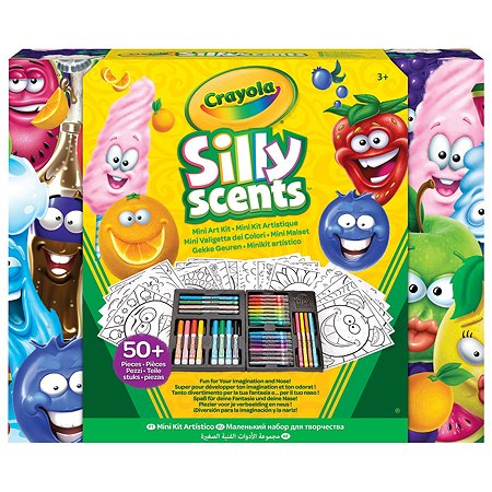 Набор для творчества Crayola 50ароматов 04-0015
