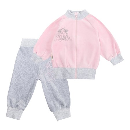 Комплект Lucky Child толстовка + брюки