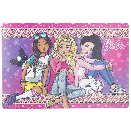 Подкладка на стол Полиграф Принт Barbie А3 BRFB-US1-PLBA3