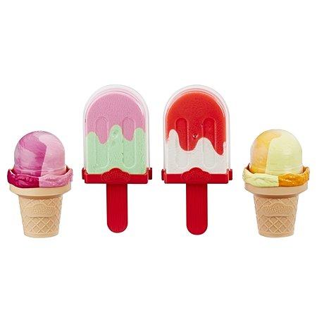 Набор для лепки Play-Doh Холодильник с мороженым E6642EU4