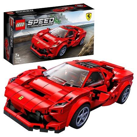 Конструктор LEGO Speed Champions Ferrari F8 Tributo 76895