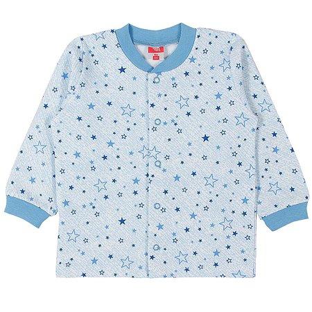 Кофточка Cherubino голубая
