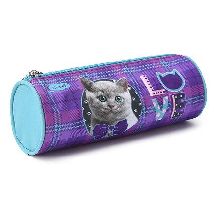 Пенал-тубус Erhaft Кошечка CAT031
