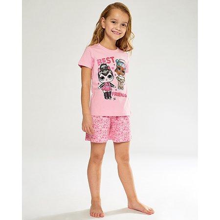 Пижама L.O.L. Surprise футболка + шорты