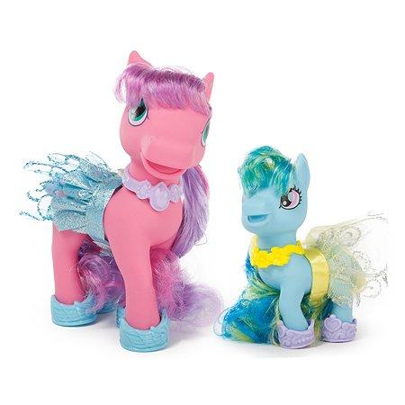 Набор Pony Myths пони 2 шт с аксессуарами в сумочке