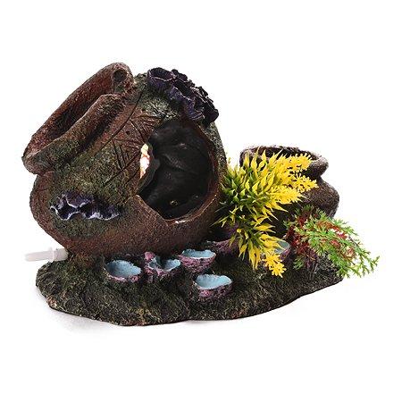 Распылитель для аквариума FAUNA Две вазы декоративный FIAD-1122