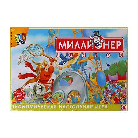 Настольная игра ASTREL Миллионер-юниор