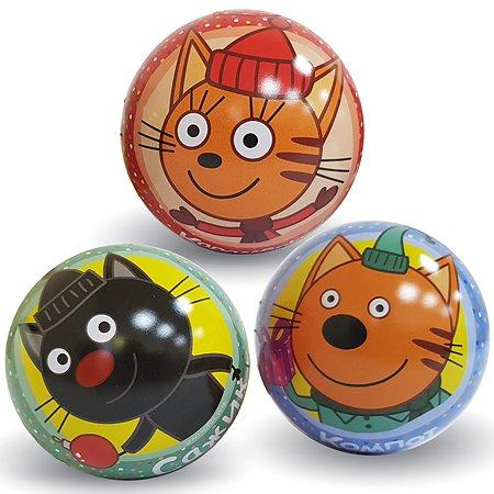 Шар подарочный Три кота с конфетами и сюрппризом 18г в ассортименте
