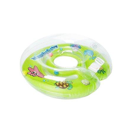 Круг для купания Mambobaby зеленый 6-36мес