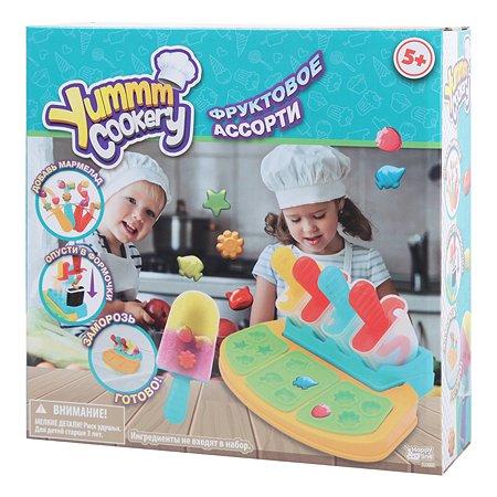Набор для творчества YUMMM COOKERY Фабрика фруктового льда 920008