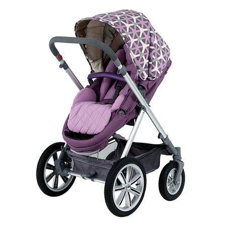 Коляска-трансформер Happy Baby Ultra Purple