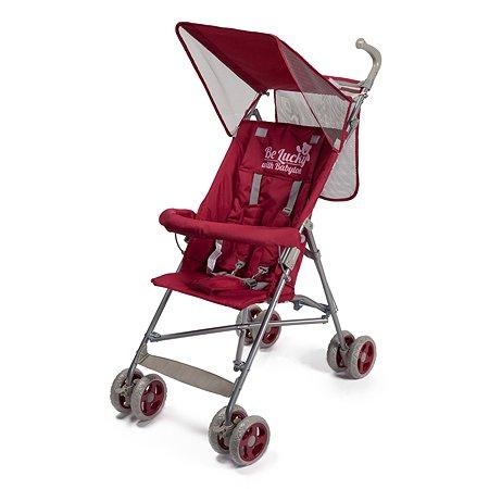 Коляска-трость Babyton ST-001 Красная