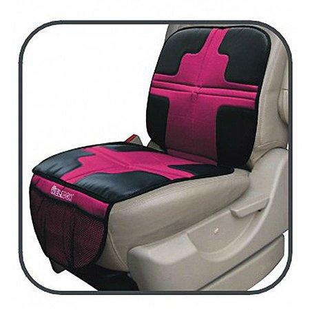 Набор для автомобиля Welldon коврик + органайзер Розовый