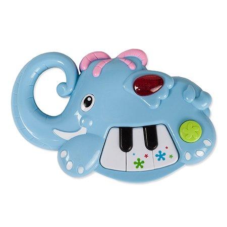 Пианино-зверушка Baby Go Развивающая