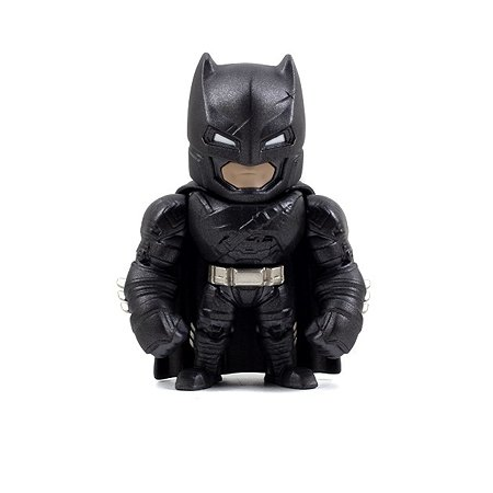 Фигурка металлическая Jada Armored Batman 10 см