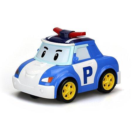 Машинка POLI Поли на голосовом управлении