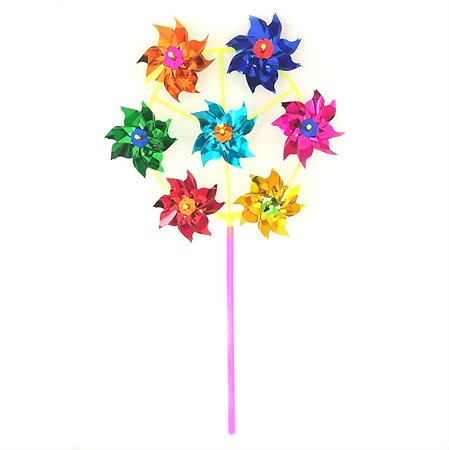Игрушка-ветряк Devik Toys цветочки