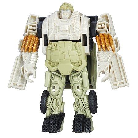 Трансформер Трансформеры 5 Уан-степ Autobot Hound C1314