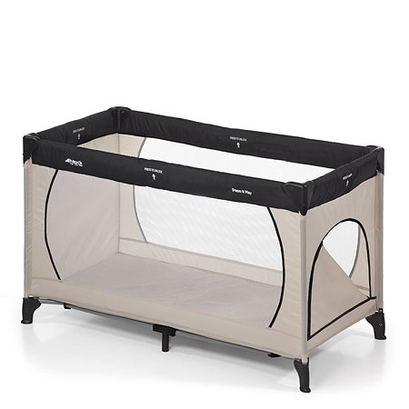 Манеж-кровать Hauck Dream'n Play Go Plus Beige Grey