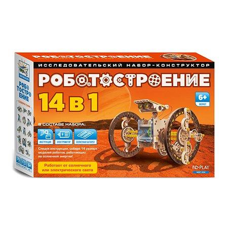 Конструктор ND PLAY Роботостроение 14 в 1