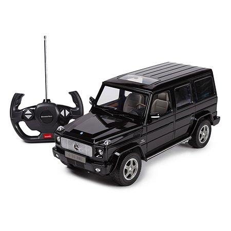 Машинка радиоуправляемая Rastar Mercedes-Benz G55 1:14 черная