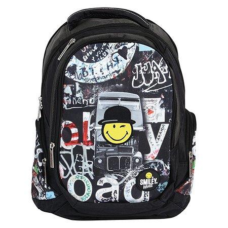 Рюкзак Proff подростковый (черный)